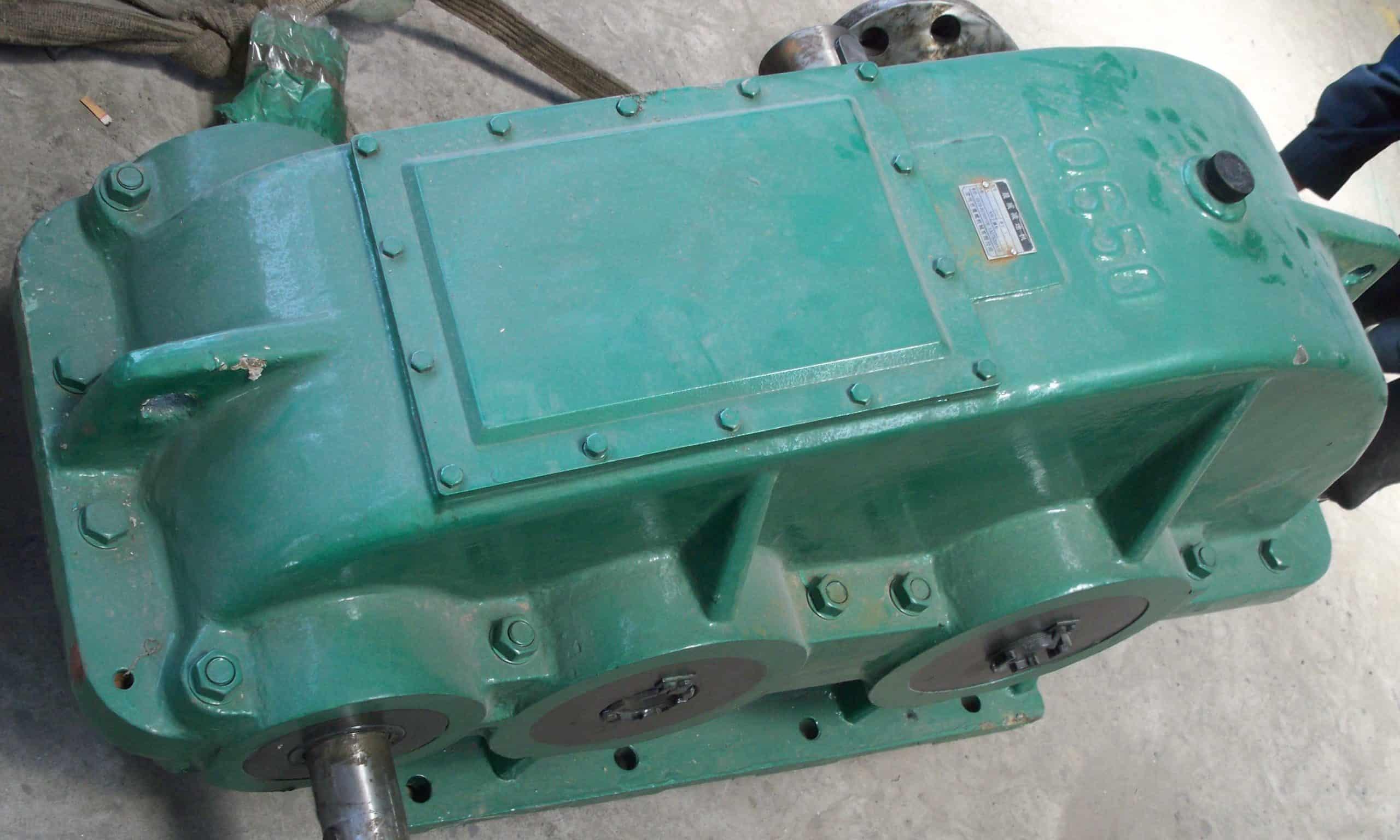 rotary dryer gear box