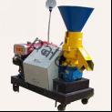 diesel engine flat die pellet mill