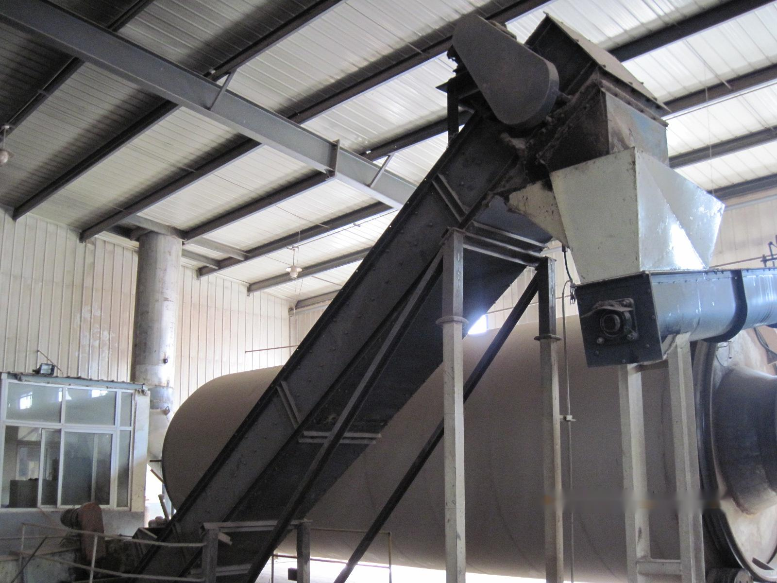 feeding machine of sawdust dryer