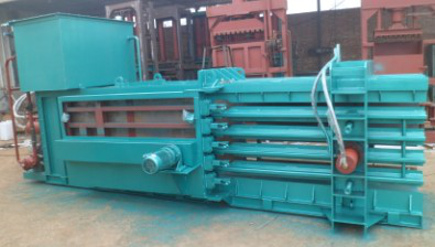 palm fiber baling machine