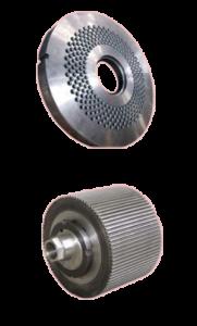 pellet mill roller