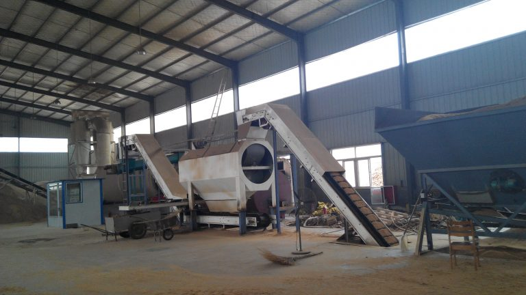pellet plant belt conveyor