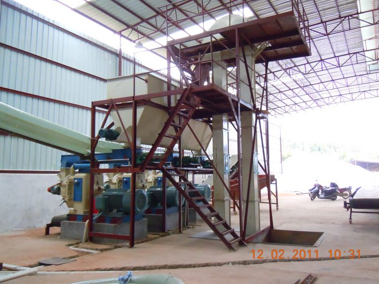 sawdust elevator