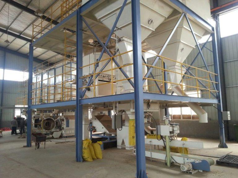 sawdust pellet mills