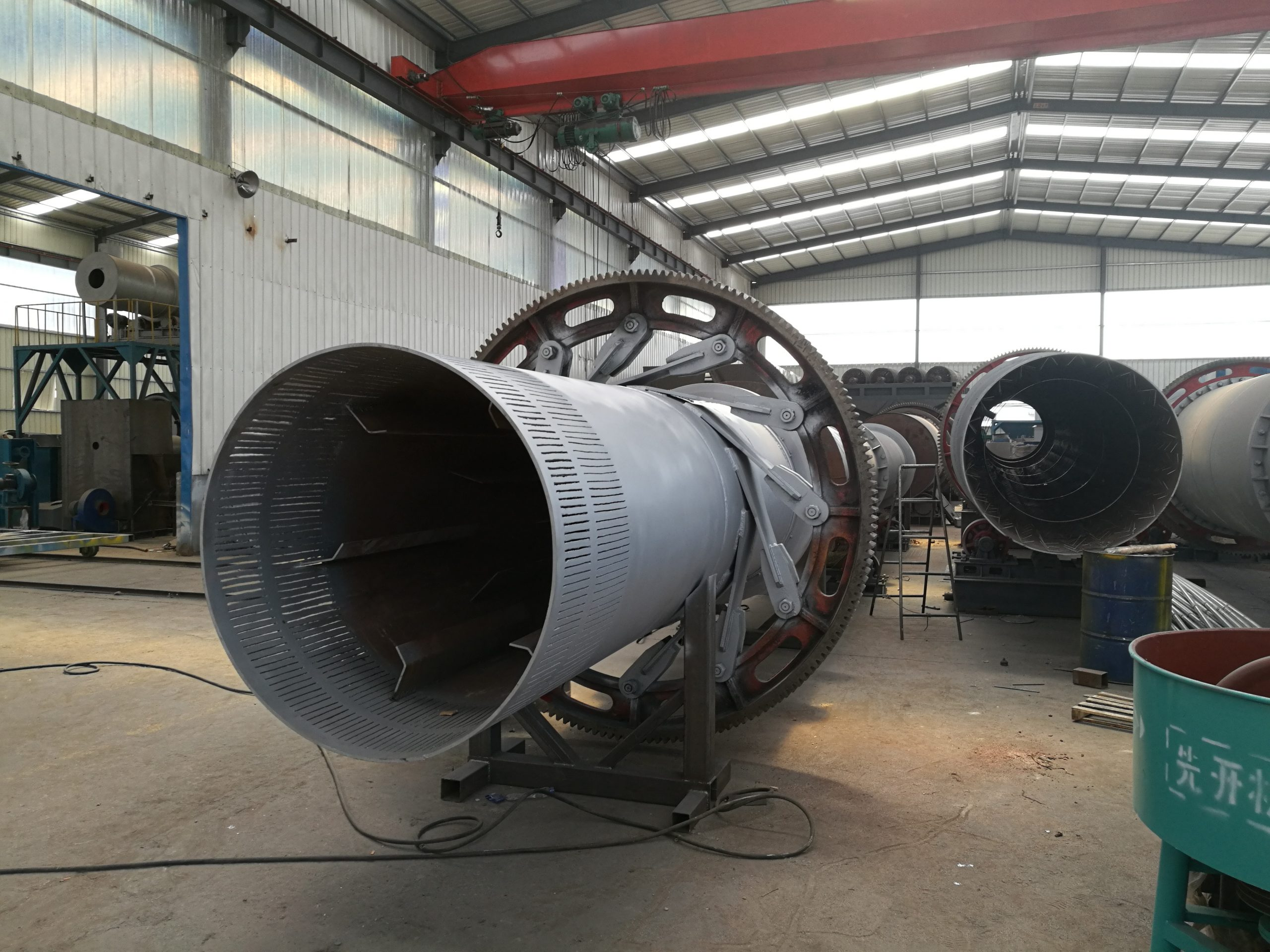 small activated carbon rotary kiln