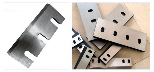 wood crusher knives