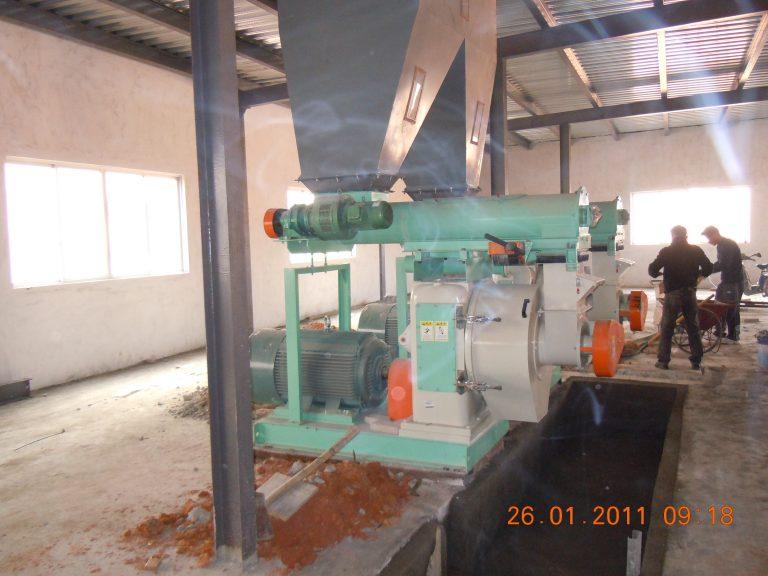 wood pellet mills