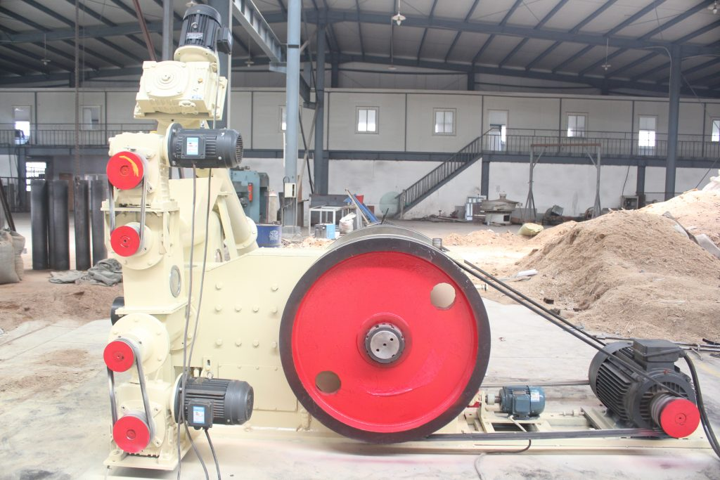 1000kgh briquette machine
