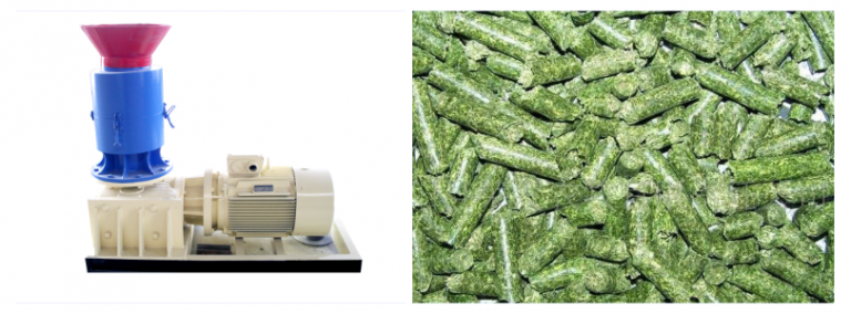 alfalfa pellet mill