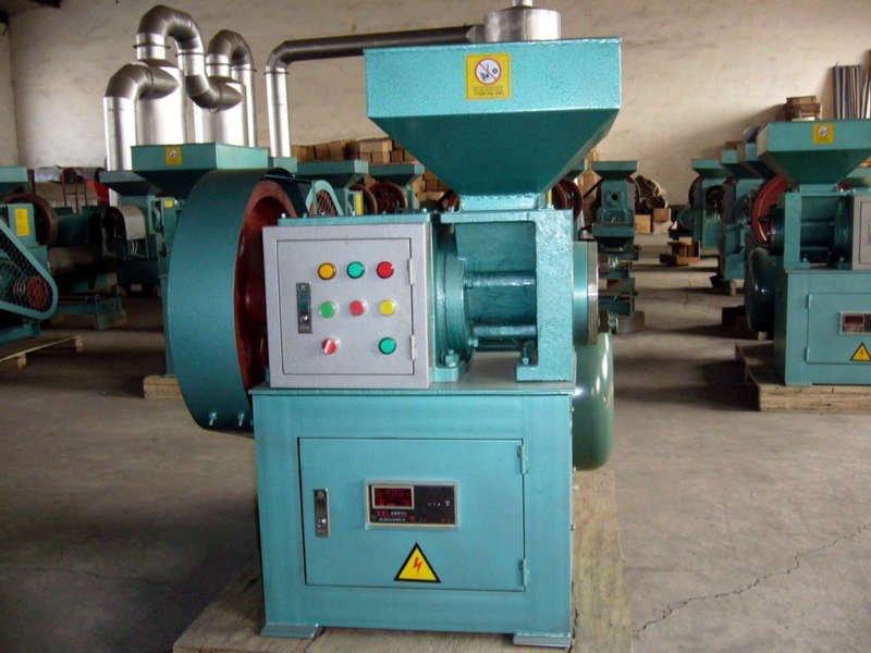 charcoal making machines