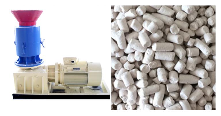 paper pellet mill
