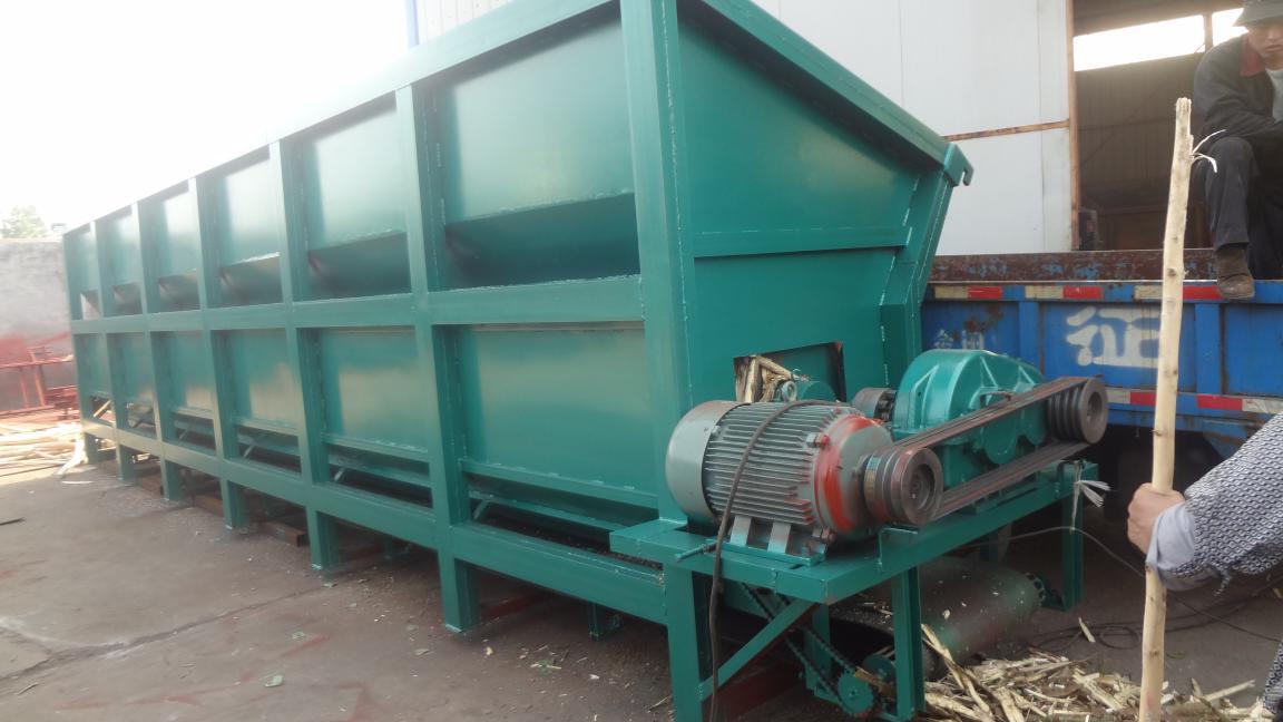 small log debarker machine