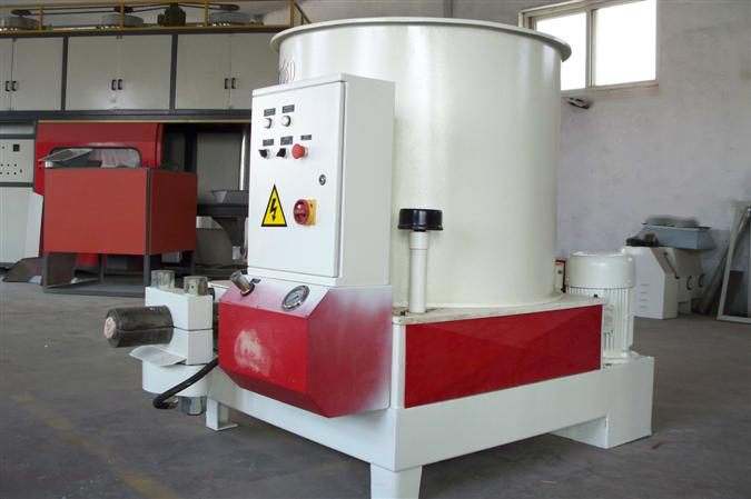 waste material briquette machine