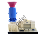 electric small pellet mill