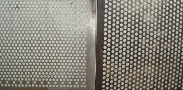 hammer mill screen