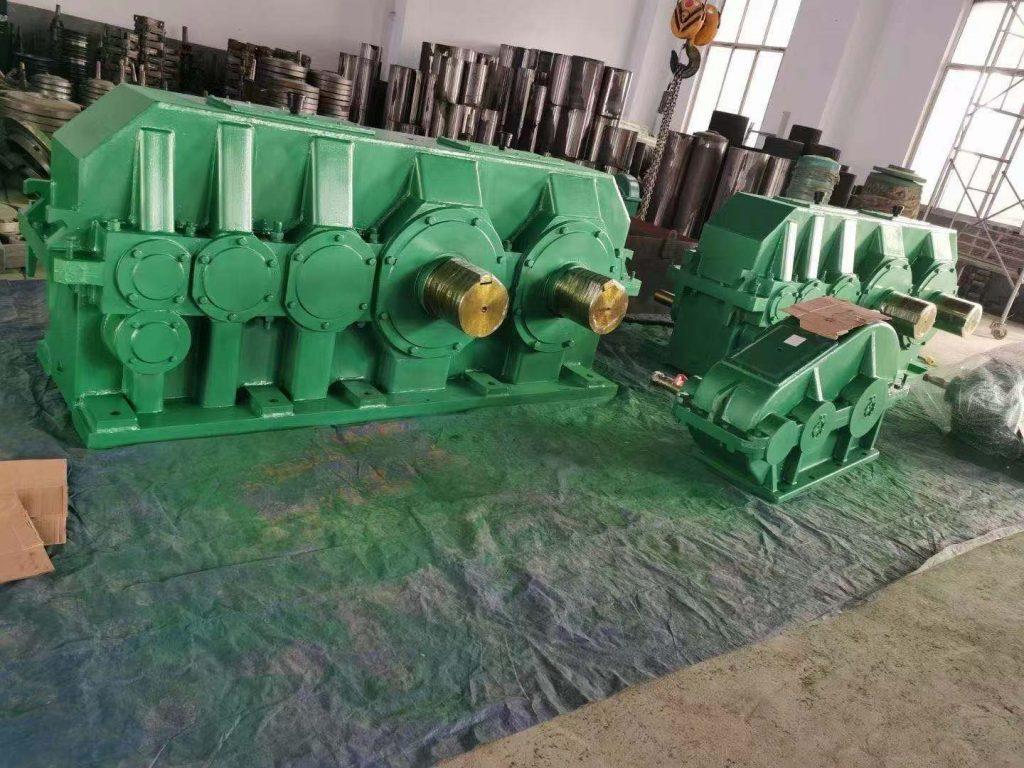rotary dryer transmission